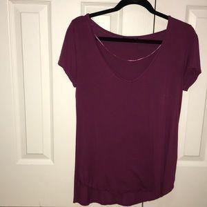 Maroon Cotton On T-shirt